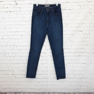 Levi's 721 High Rise Skinny Jeans 31